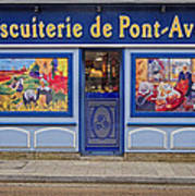 Biscuiterie In Pont Avon Poster