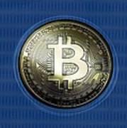 Bitcoin In Circulation Poster