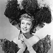 Bitter Sweet, Jeanette Macdonald, 1940 Poster