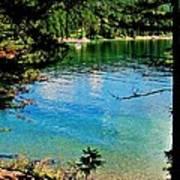 Bitterroot Lake Poster