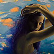 Bittersweet Poster by Dorina  Costras