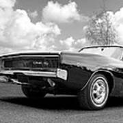 Black Beaut - Charger R/t Poster
