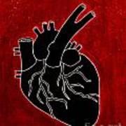 Black Heart Poster