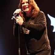 Black Sabbath - Ozzy Osbourne Poster