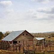The Blackfoot Barn Poster