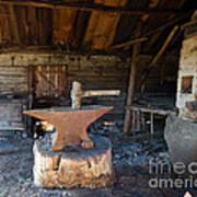 Blacksmiths Tools Poster