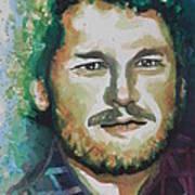 Blake Shelton  Country Singer Poster