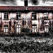 Bleeding House Poster