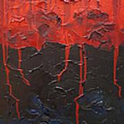 Bleeding Sky Poster