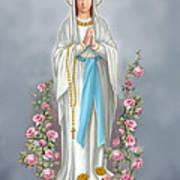 Blessed Virgin Poster