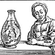 Bloodletting, 1638 Poster