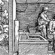 Bloodletting, C1500 Poster