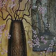 Blossom Poster by Vrindavan Das