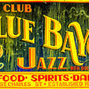 Blue Bayou Poster