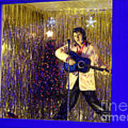 Blue Christmas Without Elvis Poster