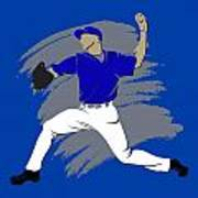 Blue Jays Shadow Player3 Poster