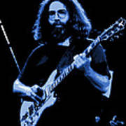 Blue J G In Cheney 10-27-78 Poster