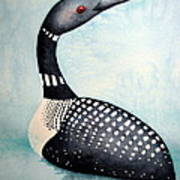 Blue Loon Poster
