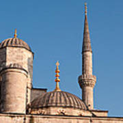 Blue Mosque 02 Poster