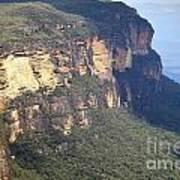 Blue Mountains Australia Poster