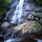 Blue Ridge Falls Poster