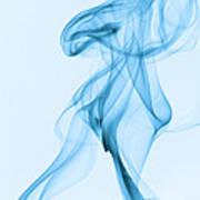 Blue Smoke Poster