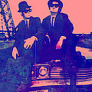 Blues Brothers 2 Poster