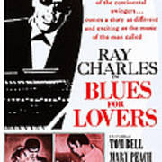 Blues For Lovers, Aka Ballad In Blue Poster