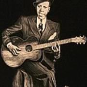 Blues Originator  Poster