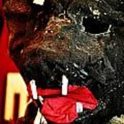 Boar Mask Poster