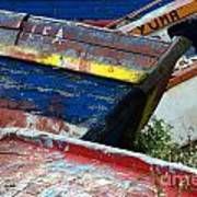 Boat Graveyard Peurto Natales Chile 7 Poster