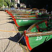 Rowboats Poster