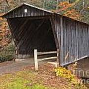 Bob White Covered Bridge Poster