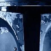 Boba Fett Helmet 104 Poster by Micah May