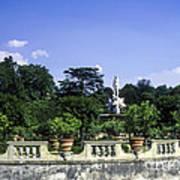 Boboli Gardens Poster