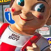 Bob's Big Boy Poster