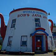 Bob's Java Jive Poster