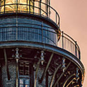 Bodie Island Lighthouse Close-up Poster