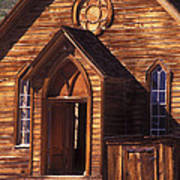 Bodie Methodist Church Poster