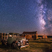 Bodie Nights Poster