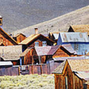 Bodie Rooftops Poster