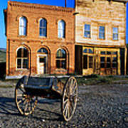 Bodie Storefront Poster