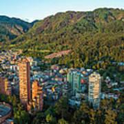 Bogota Colombia Poster