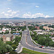 Boise From Boise Depot Tower Poster