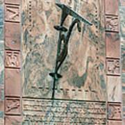 Bok Tower Sundial Poster