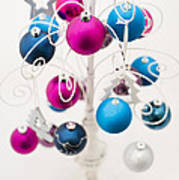 Bold Baubles Poster
