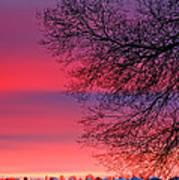 Bolton Sunset Poster