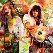 Bon Jovi Original  Poster