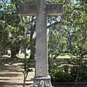 Bonaventure Cross Poster