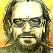 Bono - U2 Poster